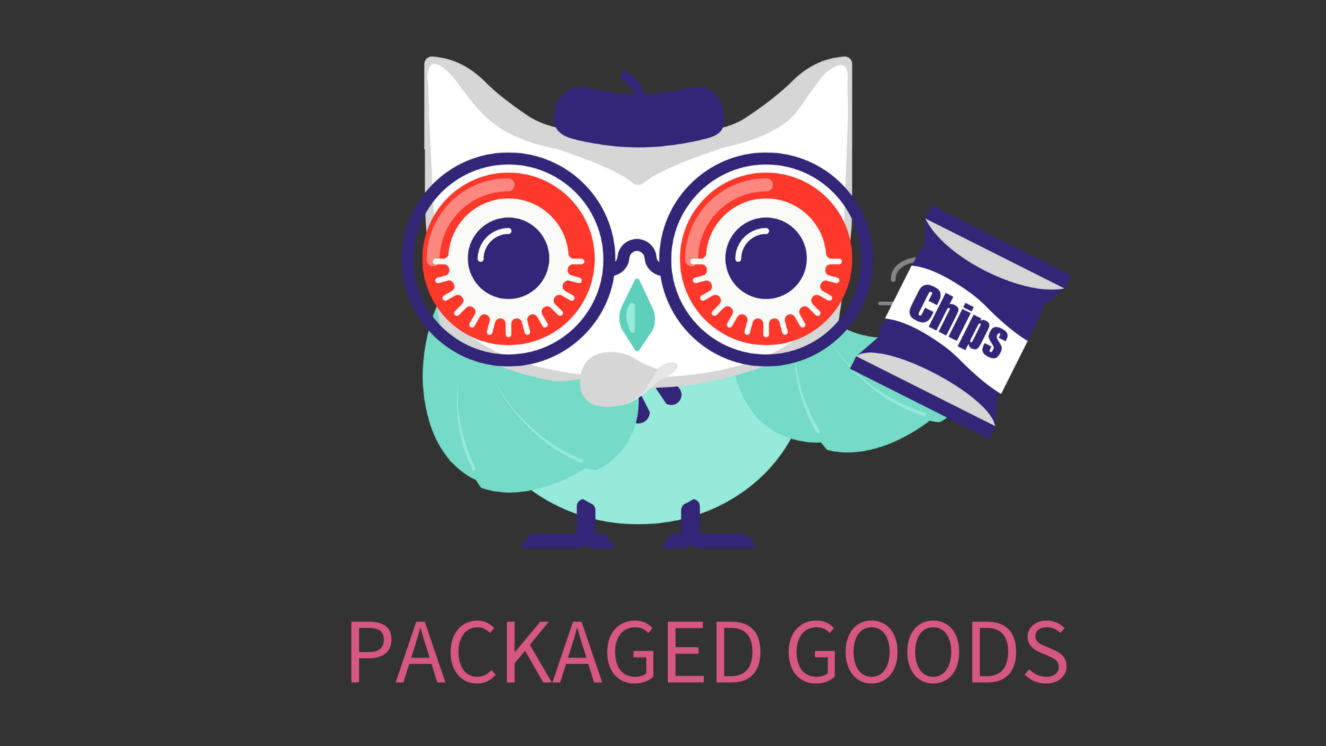 Packaged goods